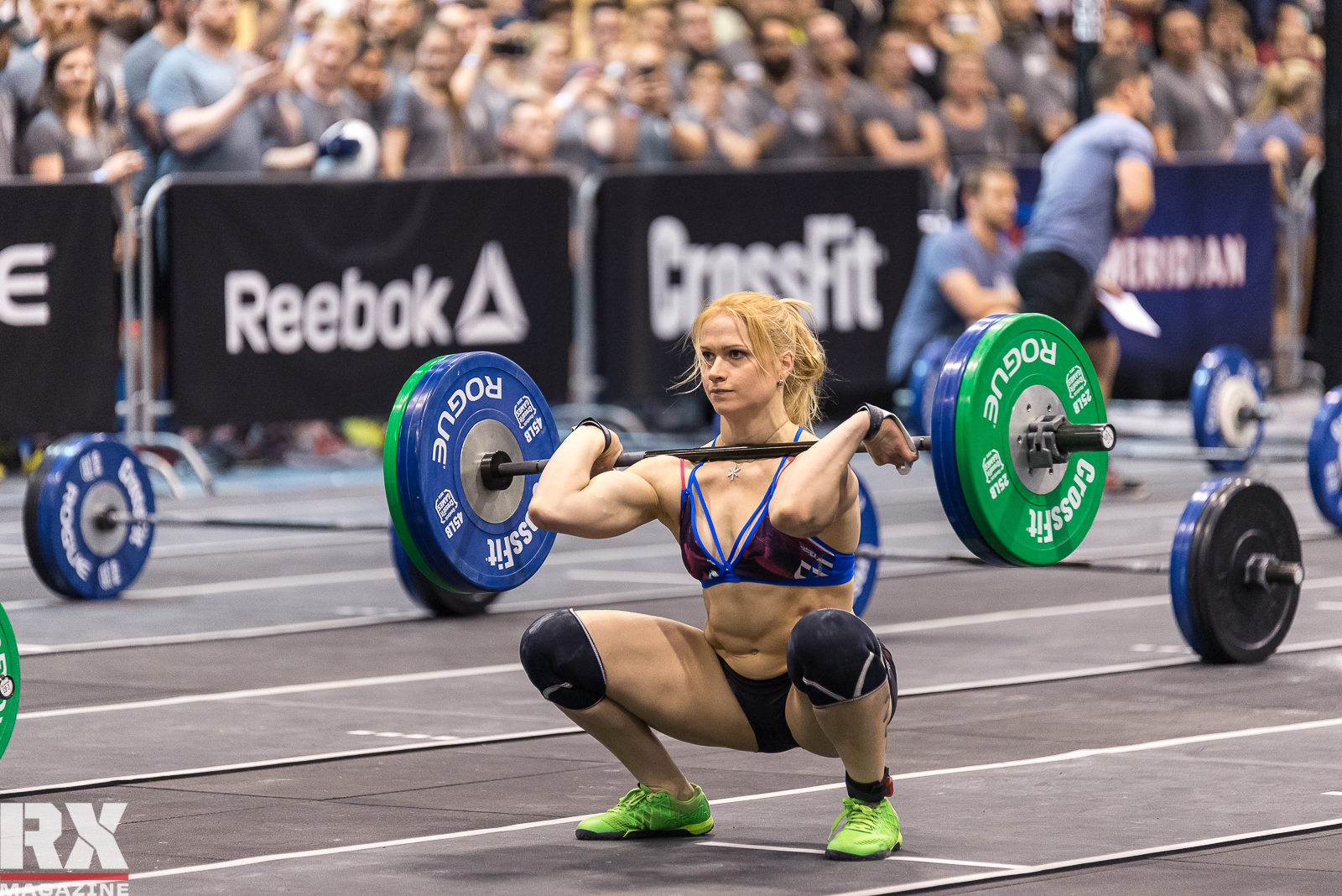 CrossFit Regionals for RX Magazine