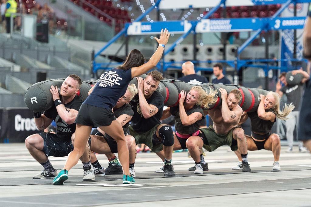 CrossFit Meridian Regionals 2017