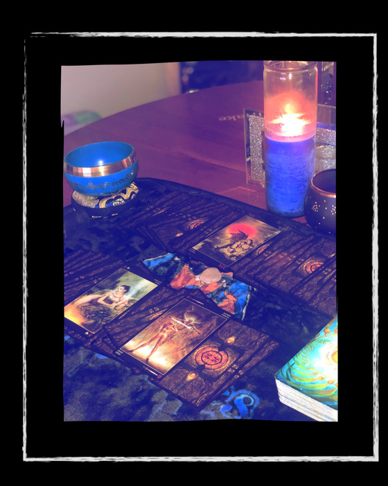 Tarot, With Love💙