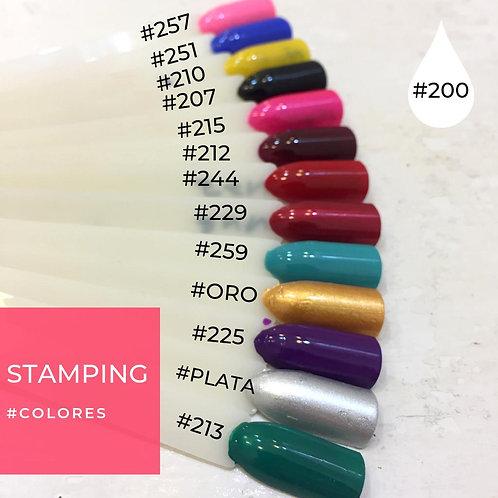 Esmalte p/stamping