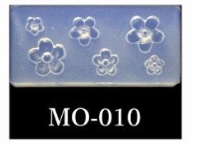 MOLDE SILICONA 3D #010