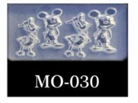 MOLDE SILICONA 3D #030
