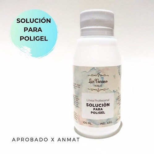 Solución para Poligel