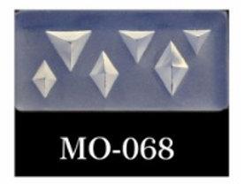 MOLDE SILICONA 3D #068