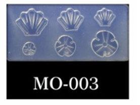 MOLDE SILICONA 3D #003