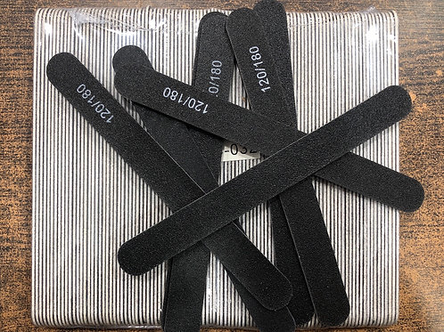 (PACK x50) Lima cartón 120/180