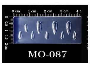 MOLDE SILICONA 3D #087