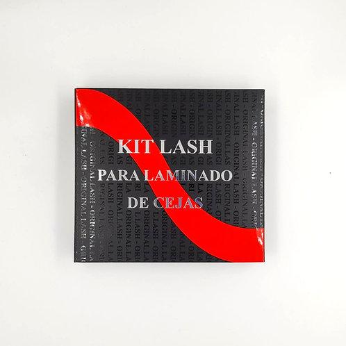 KIT LASH PARA LAMINADO DE CEJAS