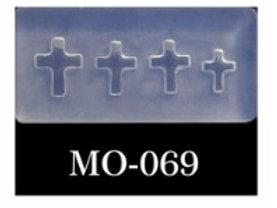 MOLDE SILICONA 3D #069