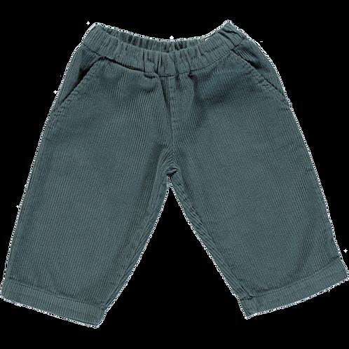 POUDRE ORGANIC - Pantalon en velours Pomelos Stormy