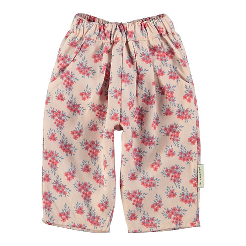 PIUPIUCHICK - Pantalon fleurie