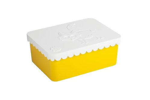 BLAFRE - Boîte 1 compartiment jaune