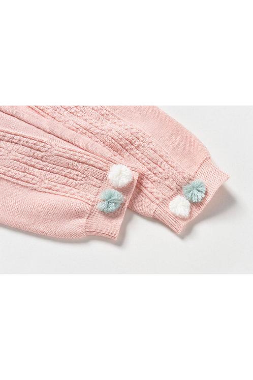 LOUISE MISHA -Legging en laine rose