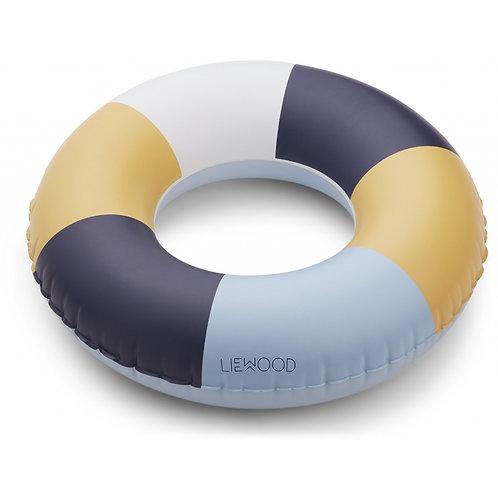 LIEWOOD - Bouée ronde blue mix
