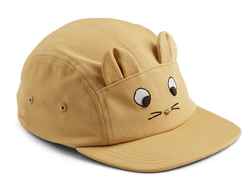 LIEWOOD - Rory cap casquette - Mouse yellow