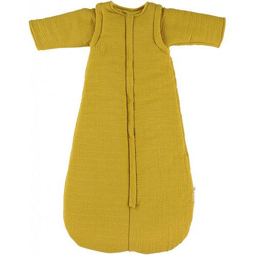 TRIXIE  - Gigoteuse hiver 0-6 mois moutarde