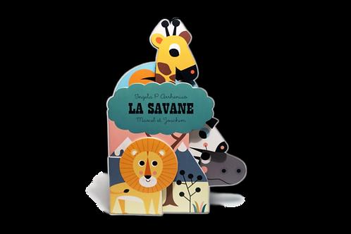 LIVRES - La Savane