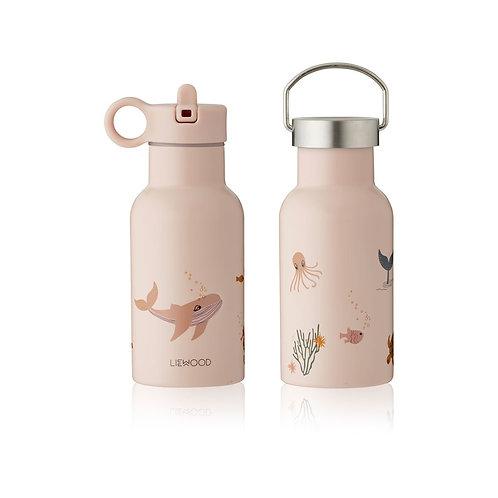LIEWOOD - Gourde Anker water bottle sea creature mix