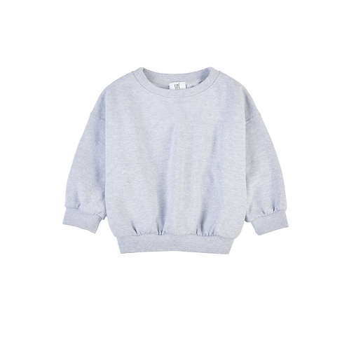UPÉ - Sweat recyclé Lulu gris