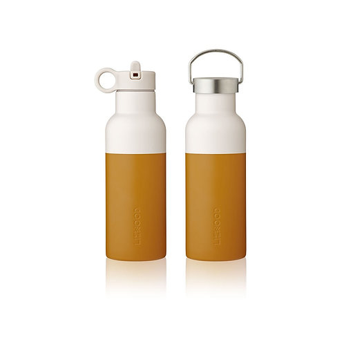 LIEWOOD - Gourde Neo watter bottle Moutarde/ Sable