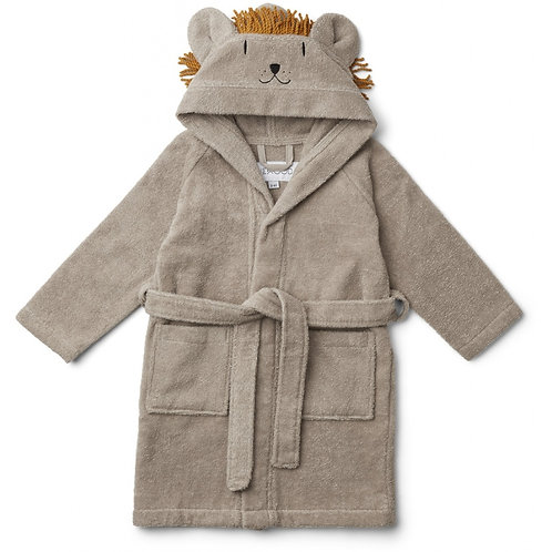LIEWOOD - Lily bathrobe - peignoir lion