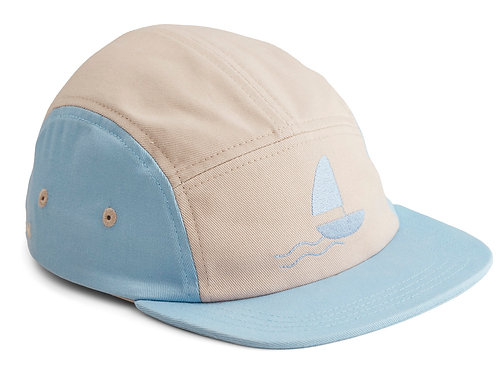 LIEWOOD - Rory cap casquette - seaside sky blue mix