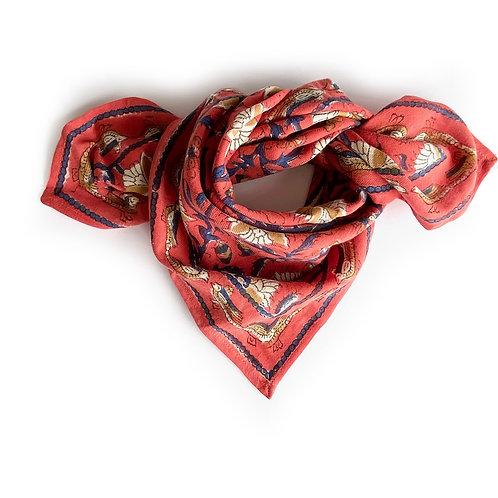 Liste Stephany Duquesnoy - Grand foulard