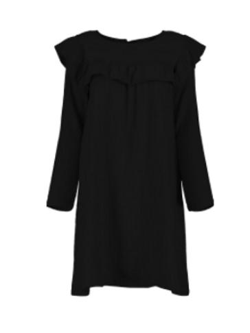 MY MOUMOUT - Robe Gisèle noire (Modèle femme)