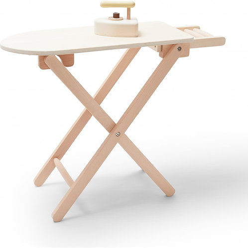 KONGES SLOJD - Table et fer à repasser en bois