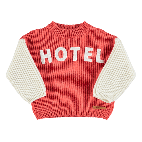 PIUPIUCHIK - Knitted Sweater Hotel