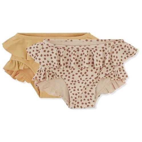 KONGES SLOJD -  2 Culottes maillot