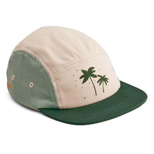 Liste Clinquart Ponchau - Liewood casquette palmiers