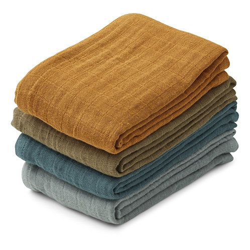 Liste Devos Dumont - Liewood muslin cloth