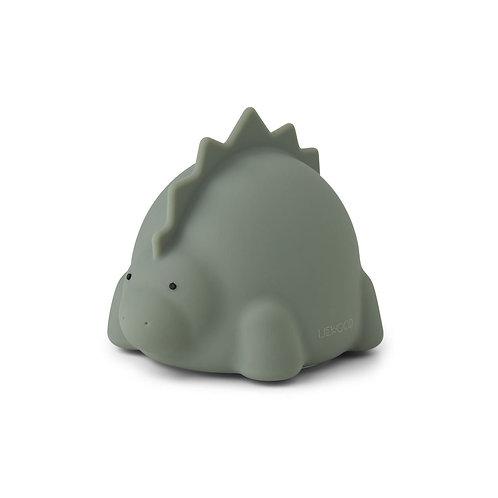 LIEWOOD - Winston - veilleuse dino faune green