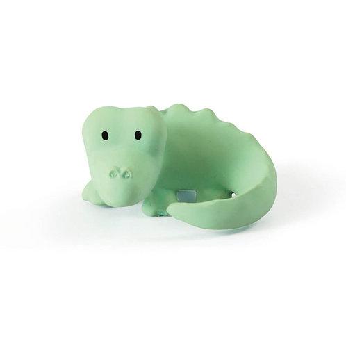 LISTE DUPAS PETERS - Hochet / jouet pour le bain crocodile
