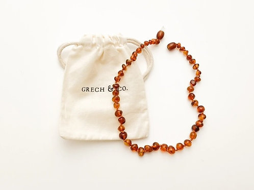 Grech & Co - Collier d'Ambre