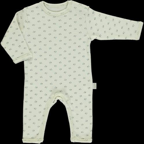POUDRE ORGANIC - Hors saison - Pyjama une pièce imprimé