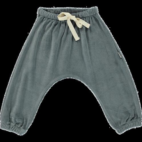 POUDRE ORGANIC - Pantalon en velours ras Cannelle  Stormytormy