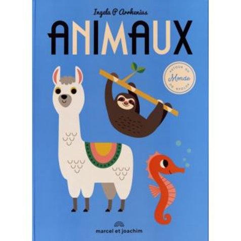 Liste Jacquet Tirtiaux - Livre Animaux autour du monde