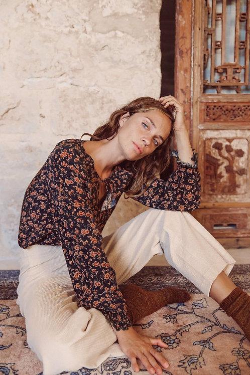 LOUISE MISHA - Pantalon Beatriz Cream