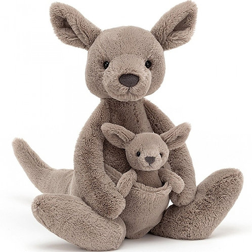 JELLYCAT - Kara kangourou