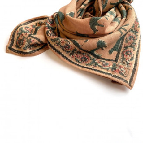 APACHES - Baby Foulard Manika Bengale capuccino