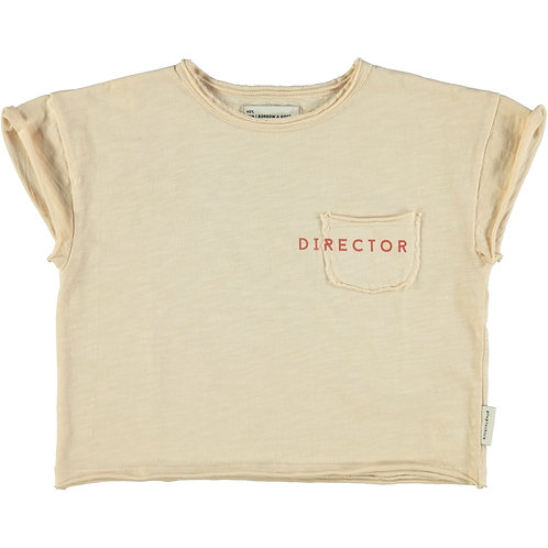 PIUPIUCHICK - T-shirt beige Casting