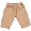 Thumbnail: POUDRE ORGANIC - Pantalon en velours Pomelos Maple sugar