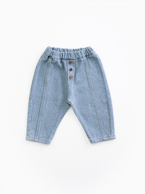 PLAY UP - jeans en fibres recyclées