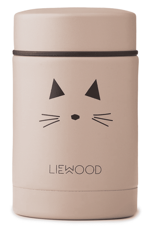 Liste Echevin Callens - Thermos Liewood chat rose