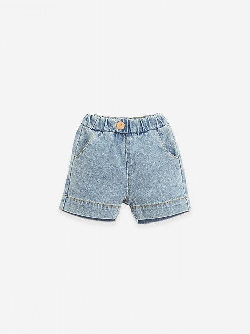 PLAY UP - Short jean/Denim shorts | Botany