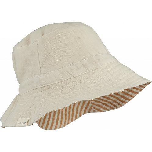 LIEWOOD - Chapeau soleil Buddy Bucket hat sandy