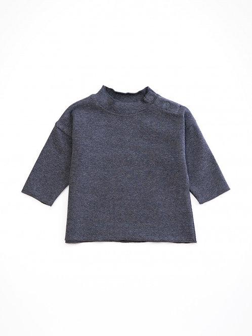 Liste Declercq Himpens - Play Up Sweat gris 6M