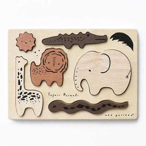 Liste Blondeau Delcroix - Puzzle Wee Gallery